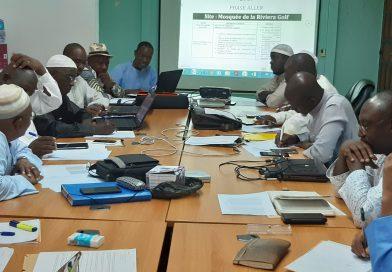 Hadj 2019: le Commissariat du Hadj valide les différentes stratégies d'intervention