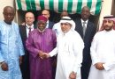 Ali Ayache PCA du groupe Deafah a rendu visite au Cheick Boikary Fofana