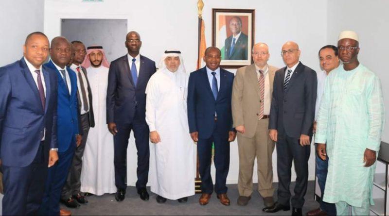 Des saoudiens séduits , jeudi, par le Projet Sublime Côte d'Ivoire