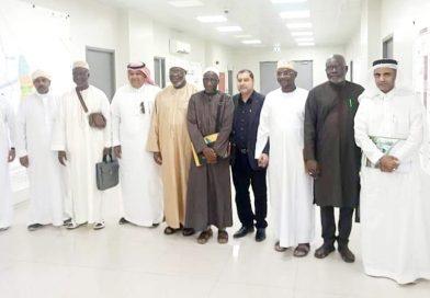 La mission du Hadj Côte d'Ivoire a eu un séance de travail avec les prestataires saoudiens